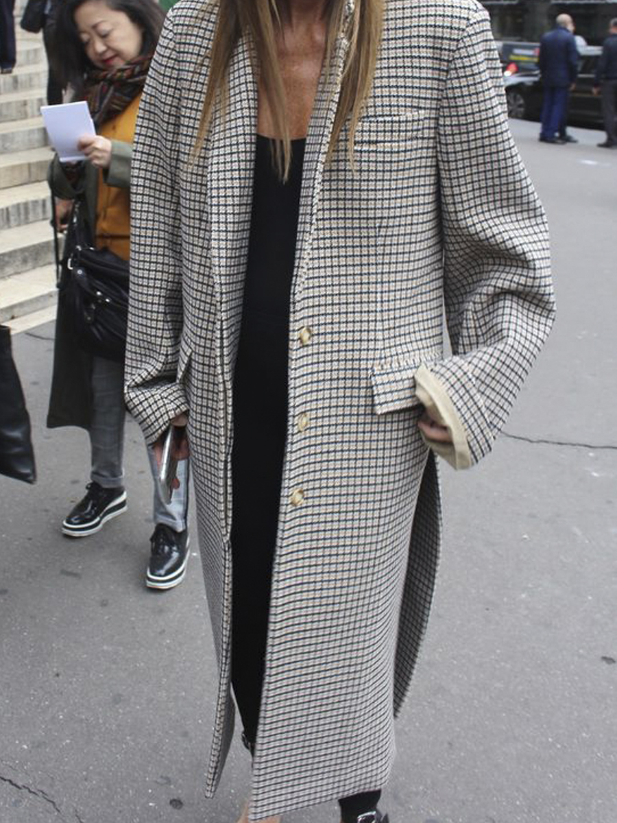 модное пальто 2019