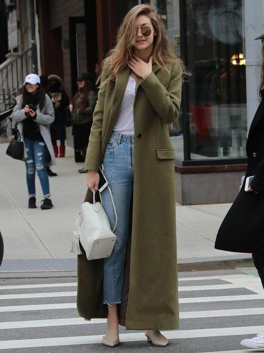 купить пальто удлиненное