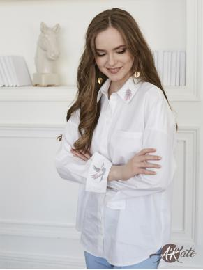 Блузка с карманом Оптом