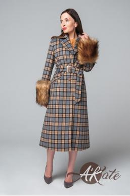 Пальто утеплённое Оптом