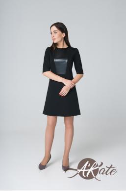 Платье чёрное Оптом