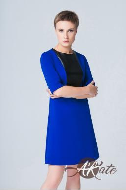 Платье синее Оптом