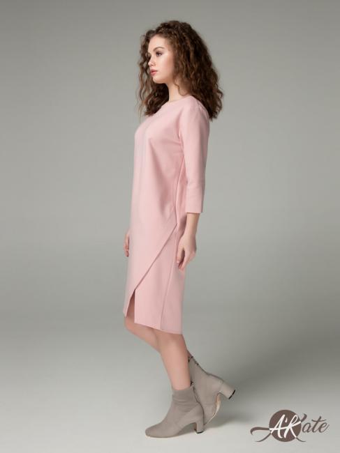 Платье свободное баллон