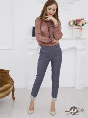 Брюки-джинсы AU18P0505