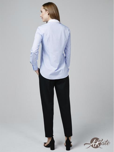 Рубашка со вставкой